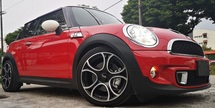 2013 MINI 3 DOOR 2013 MINI COOPER 1.6S JAPAN SPEC UNREG CAR SELLING PRICE ONLY ( RM 109,000.00 NEGO ) CAR BODY - RED