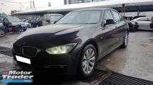 2012 BMW 3 SERIES 320D MODERN LINE 2.0cc (A) REG JULY 2012, ONE CAREFUL OWNER, FULL SERVICE RECORD, FREE 1 YEAR CAR WARRANTY