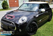 2015 MINI 3 DOOR 2015 MINI COOPER S 2.0A TWIN TURBO NEW FACELIFT JAPAN SPEC CAR SELLING PRICE ONLY RM 145000.00