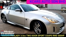 2003 NISSAN FAIRLADY Z 350Z V6 ENGINE ORI PAINT SPORT COUPE