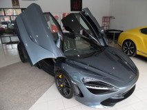 2017 MCLAREN OTHERS 720S 4.0 V8 SSG SPORT COUPE