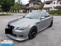2009 BMW 5 SERIES 525I M-SPORTS PACKAGE GONG XI FA CAI (ANG BAO) LUCKY DRAW PROMOTION