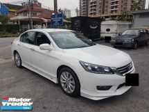 2017 HONDA ACCORD 2.0 VTI-L LUCKY DRAW PROMOTION