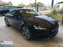 2016 AUDI TT Unreg Audi TT Coupe 2.0 S Line New Model Turbo TFSI Sport Car