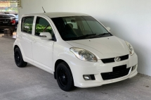 2010 PERODUA MYVI 1.3 SXI Manual Twin Airbags Model