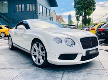 2012 BENTLEY CONTINENTAL GT 4.0 V8 LIKE NEW