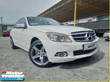 2009 MERCEDES-BENZ C-CLASS REG 2010 1.8 (A) C200K CAREFUL OWNER CLEAN INTERIOR GOOD CONDITION PROMOTION PRICE