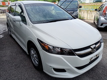 2013 HONDA STREAM RSZ HDD NAVI PACKAGE
