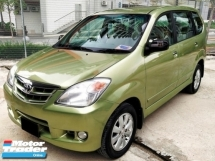 2010 TOYOTA AVANZA 1.5 G (A) F/LOAN TIP TOP CONDITION NEW YEAR  PROMOTION MUST VIEW