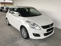 2013 SUZUKI SWIFT Suzuki Swift 1.4 GLX-S Auto Facelift Sport Edition