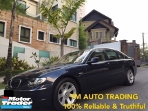 2008 BMW 7 SERIES 2008 BMW 740Li 4.0 A 96158KM