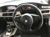 2008 BMW 5 SERIES 525I M SPORT SUNROOF FULL SPEC NO SST MEMORY SEAT 2008 REGISTERED 2011