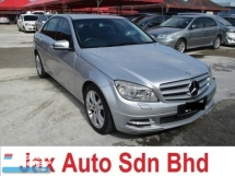 2010 MERCEDES-BENZ C-CLASS C200 CGI BLUE EFFICIENCY AVANTGARDE 1.8CC turbo charged engine
