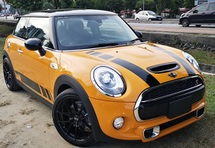 2014 MINI 3 DOOR 2014 MINI COOPER S 2.0A TWIN TURBO FACELIFT JAPAN SPEC CAR SELLING PRICE ONLY ( RM 145,000.00 NEGO )