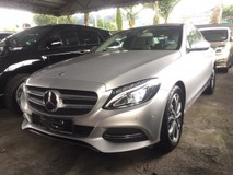 2015 MERCEDES-BENZ C-CLASS C200 ADVANTGARDE.HAP SENG SERVICE RECORD 52K KM.WARRANTY TILL 2019.TRUE YEAR MADE CAN PROVE.LED DAYLIGHT.MEMORY SEAT.LEATHER.LUXURY INTERIOR.REVERSE CAMERA.FREE GIFTS