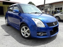 2012 SUZUKI SWIFT SPORT LIMITED