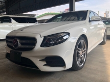 2018 MERCEDES-BENZ E-CLASS E250 AMG PBOOT 4 CAM PROOF LS BURMESTER