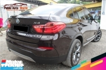 2014 BMW X4 2.0 XDRIVE28i LCi SPORTS P/SHIFT P/BOOT GPS