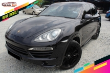 2012 PORSCHE CAYENNE Porsche CAYENNE 3.0 TD PANORAMIC PW/BOOT TRUE 2012