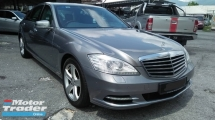2011 MERCEDES-BENZ S-CLASS S300L LOCAL NEW FACELIFT MODEL GUARANTEE ORIGINAL MILEAGE