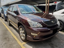 2005 TOYOTA HARRIER 2.4 ALCANTARA (ACTUAL YR MADE 2005)