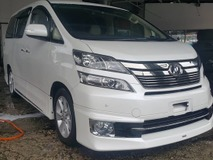 2013 TOYOTA VELLFIRE VL 3.5 V6 / FULLY SPEC / READY STOCK / TIPTOP CONDITION