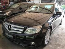 2010 MERCEDES-BENZ C-CLASS C180 AMG BLUEEFCY, FREE WARRANTY, REG 2015