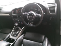 2014 AUDI Q5 S LINE New Facelift CKD TRUE YEAR MADE 2014 NO SST FREE 1 YEAR WARRANTY Full Service Audi Malaysia