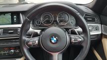 2015 BMW 5 SERIES 520I M Sport NEW Facelift Radar Japan Unreg Sale Offer