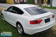 2014 AUDI A5 2014 AUDI A5 2.0 SLINE QUATTRO FACELIFT JAPAN SPEC CAR SELLING PRICE ONLY ( RM 179000.00 NEGO )