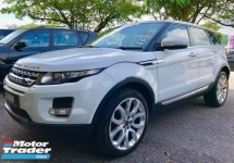2014 LAND ROVER EVOQUE Dynamic
