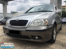 2004 NAZA RIA 2.5 GS NiceConDiTion