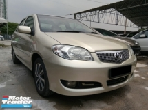 2007 TOYOTA VIOS 1.5 G FACELIFT (A) Full spec
