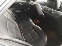2013 MERCEDES-BENZ E-CLASS E200 AMG/UNREG