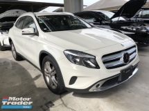2016 MERCEDES-BENZ GLA Unreg Mercedes Benz GLA180 1.6 Turbo Camera Paddle Shift 7G