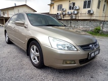 2005 HONDA ACCORD 2.0 VTI I-Vtec Dohc (A) One Owner