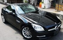 2014 MERCEDES-BENZ SLK 2014 MERCEDES BENZ SLK200 1.8 JAPAN SPEC UNREGISTERED CAR SELLING PRICE ONLY( RM 169,000.00 NEGO )