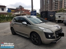 2012 PEUGEOT 3008 1.6 A THP NICE NUMBER