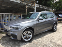 2016 BMW X5 X Drive 4.0e local 16 mile 38k km