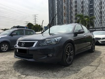 2009 HONDA ACCORD 2.4 VTi-L (A) CCRIS AKPK CAN LOAN ** BLACKLIST SAA CAN LOAN ** FULL LOAN AVAILABLE ** SPECIAL PROMOTION **