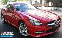 2015 MERCEDES-BENZ SLK 2015 MERCEDES BENZ SLK 200 1.8 AMG UNREG JAPAN SPEC CAR SELLING PRICE ONLY ( RM 218,000.00 NEGO )