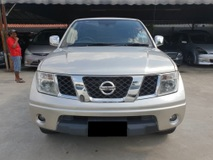2013 NISSAN NAVARA 2.5 LE (ACTUAL YR MADE 2013)
