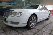 2006 BENTLEY FLYING SPUR 6.0 W12  MULLINER DRIVING SPEC