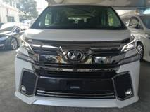 2017 TOYOTA VELLFIRE 3.5 ZAG FULL SPEC SUNROOF JBL 360 CAMERA (NEW CAR) UNREG 2017 17