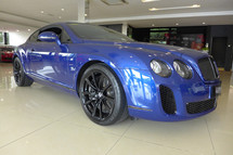 2010 BENTLEY CONTINENTAL SUPER SPORTS