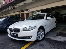 2013 BMW 5 SERIES 520D 2.0 LIMOUSINE (mil done 43k km)