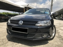 2013 VOLKSWAGEN JETTA 1.4 TSI Sedan FULL SERVICE RECORD TIPTOP CONDITION FULL LOAN