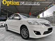 2012 TOYOTA VIOS 1.5 G LIMITED (AT) Very Less In Market
