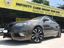 2010 KIA FORTE 1.6 SX Sedan PUSH START KEYLESS VERY NICE CAR