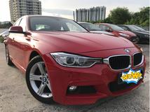 2013 BMW 3 SERIES 1.6 (A) 316i Ori 80k Full Service Bmw M-Sport